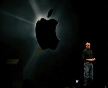 Steve Jobs at Macworld 2007