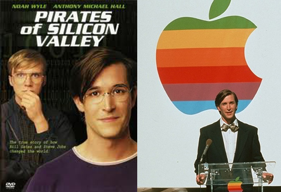 Reaction Paper on Pirates of Silicon Valley. Bill Gates and Steve Jobs