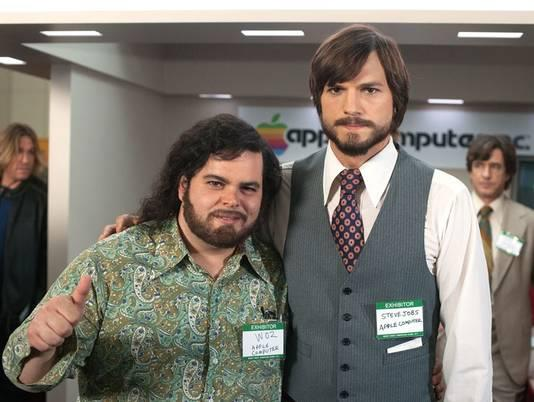 Kutcher as Jobs in 1977