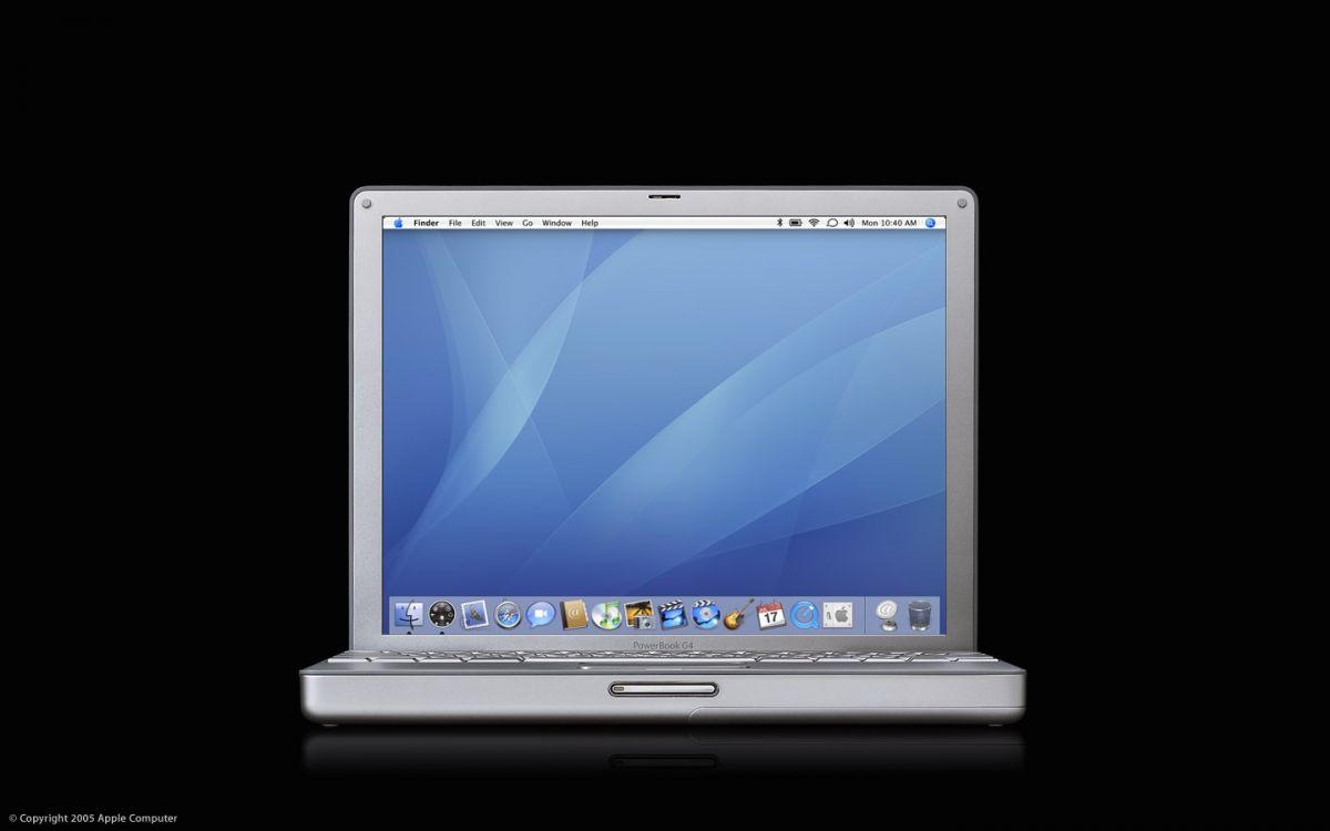 PowerBook G4 Aluminium | all about Steve Jobs.com