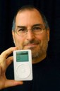 Steve Jobs after the iPod introduction