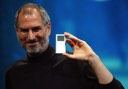 Steve Jobs introducing the iPod mini