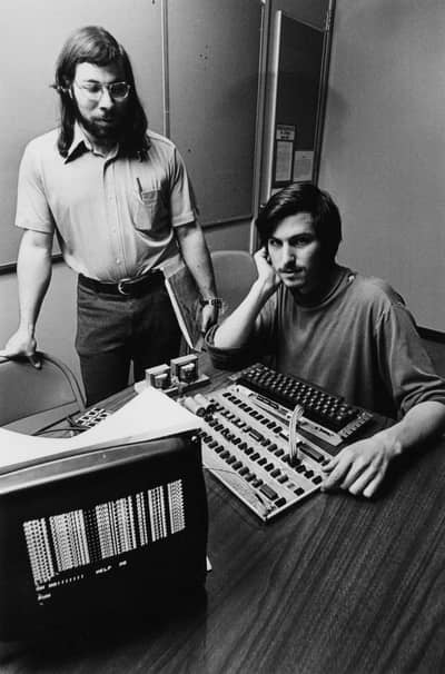 1976 - Woz, Jobs and an Apple I