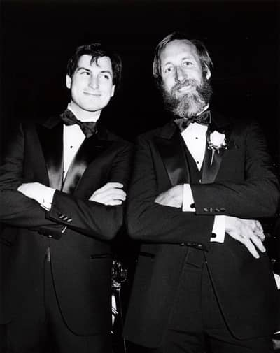 1984 - Steve Jobs with Lee Clow