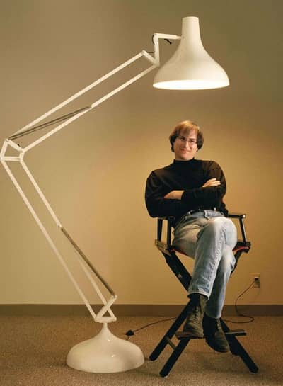 1995 - Jobs under the Pixar icon Luxo
