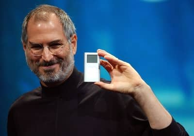 6 Jan 2004 - Steve Jobs introducing the iPod mini