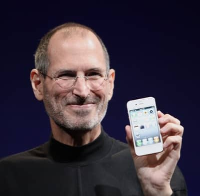 7 Jun 2010 - Steve Jobs presents iPhone 4